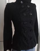 Krótki płaszczyk kurtka XS S...