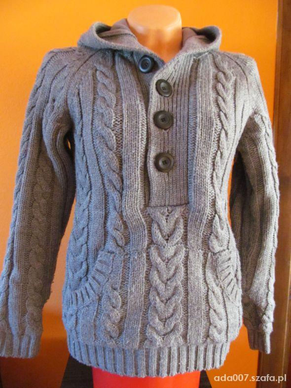 Lee Cooper ciepły sweter