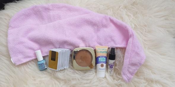 Zestaw kosmetyków nowe i używane