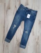 Jeansowe rurki New Look nowe 40 L...