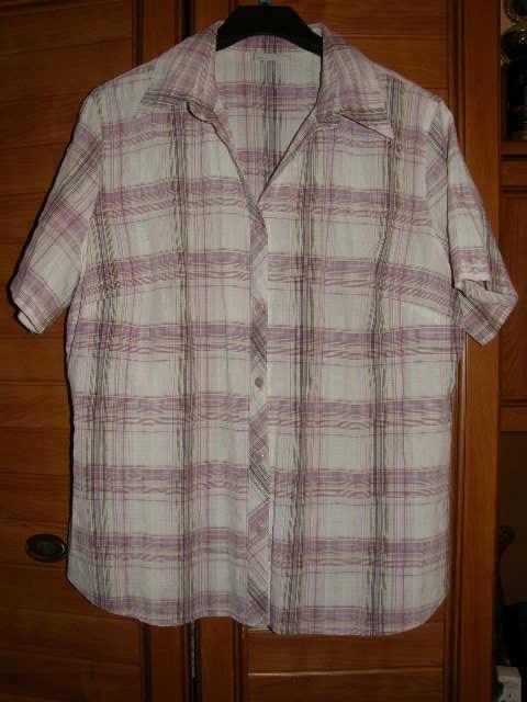 C&A delikatna koszulowa dla puszystej 46 48