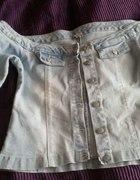 Dżinsowa bluzka