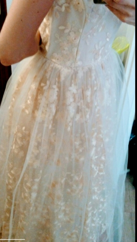 Sukienka koronkowa3dbalowaAla Zarawieczorowa