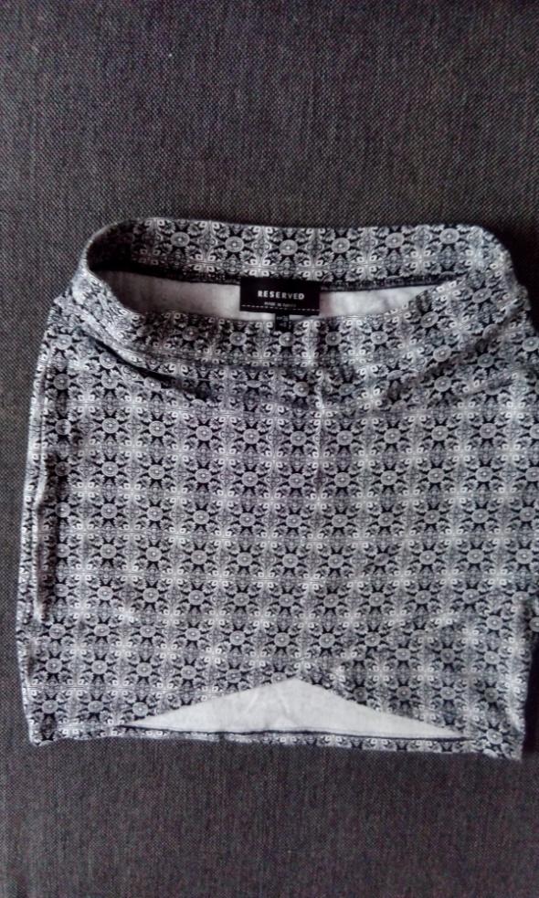Spódnica kopertowa ołówkowa Reserved nowa