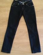 Spodnie rurki XS