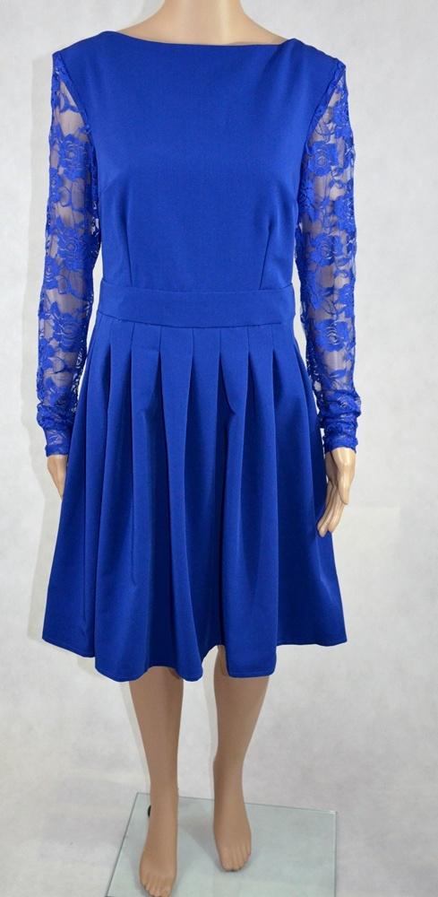 Eleganck sukienka koronkowa xl nowa polska marka