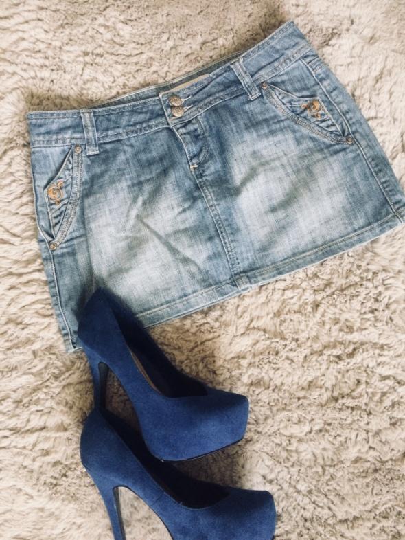 Spódnice Jeansowa spódniczka