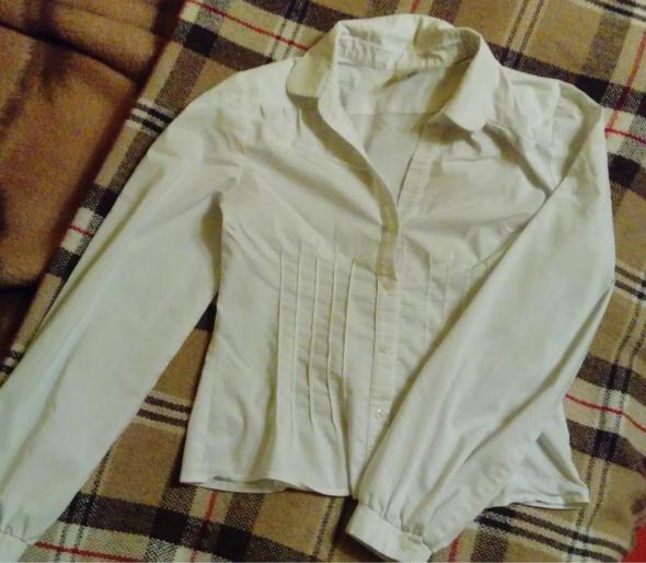 Biała koszula BIALCON