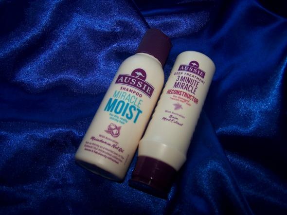 Aussie travel size szampon i odżywka