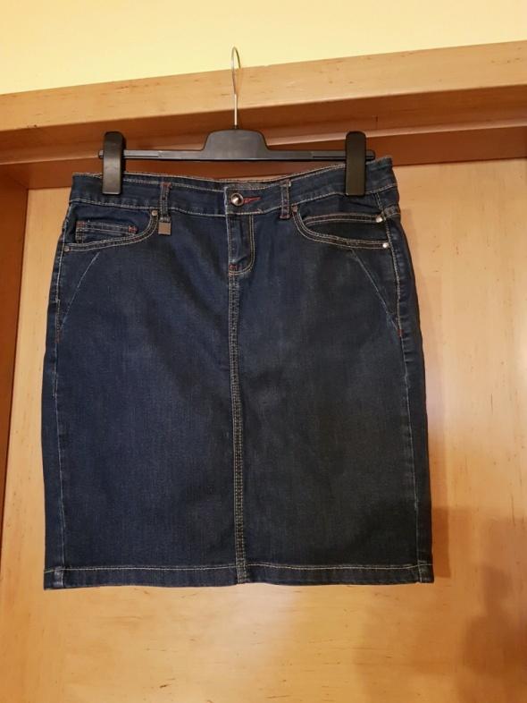 Spódnice Reserved jeansowa spódnica Nowa 40