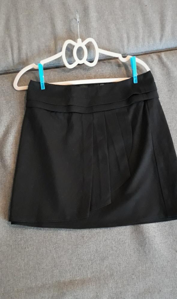 NOWA czarna spódnica 36 Camaieu