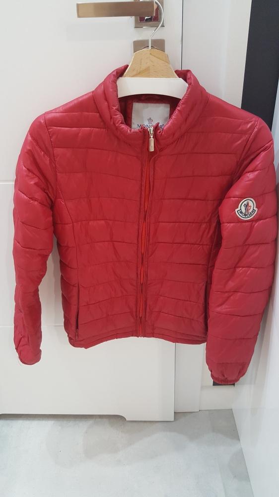 Odzież wierzchnia MONCLER oryginalna kurtka XS S