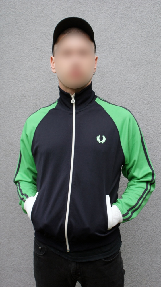 Fred Perry bluza Oi oldschool