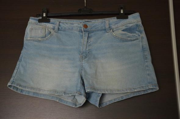 Spodenki Spodenki jasny jeans