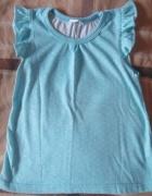 Sukieneczka mini na lato dla dziewczynki r 80...