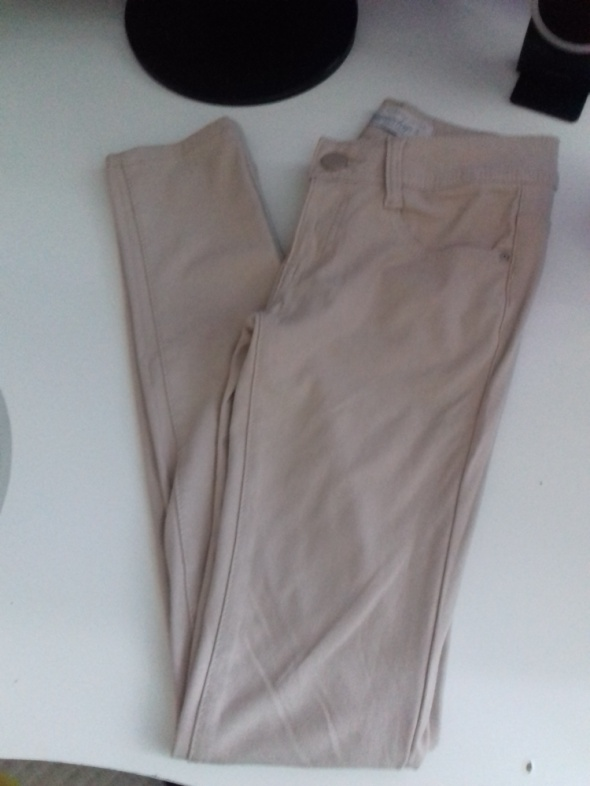 Spodnie Beżowe