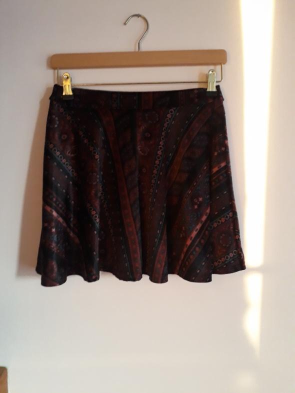 Spódnice Atłasowa spódnica Hollister
