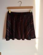 Atłasowa spódnica Hollister