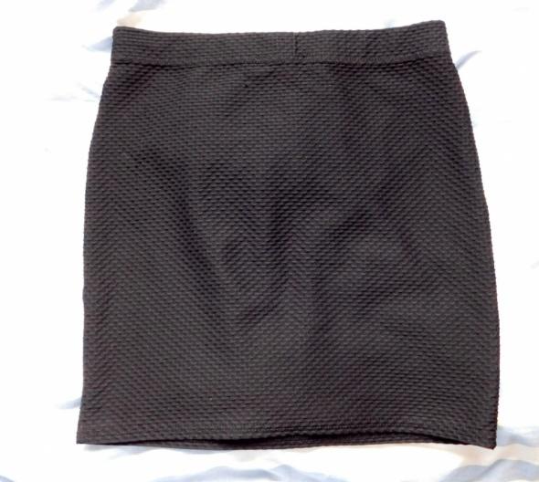 Select spódnica mini czarna 38...