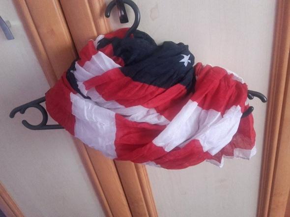 apaszka flaga USA