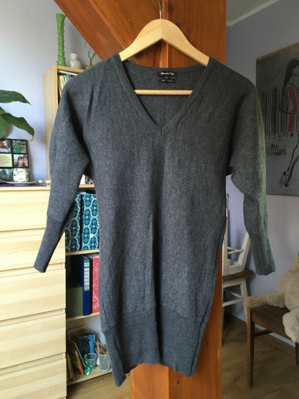 sweter Massimo Dutti S wełna...