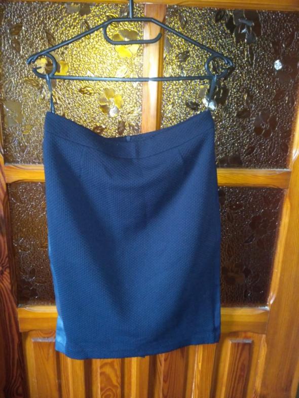 Spódnice Spódnica ołówkowa granat