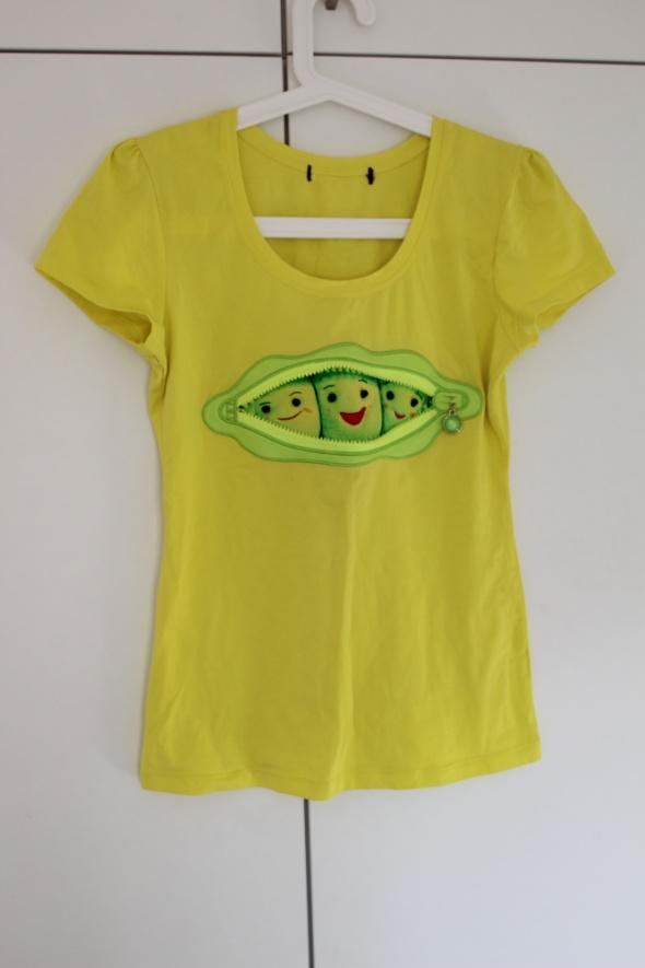 Żółta koszulka bluzka rozmiar S M Toy&Story 3