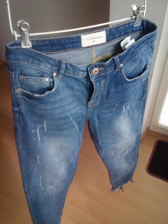 Spodnie Jeansowe boyfriendy
