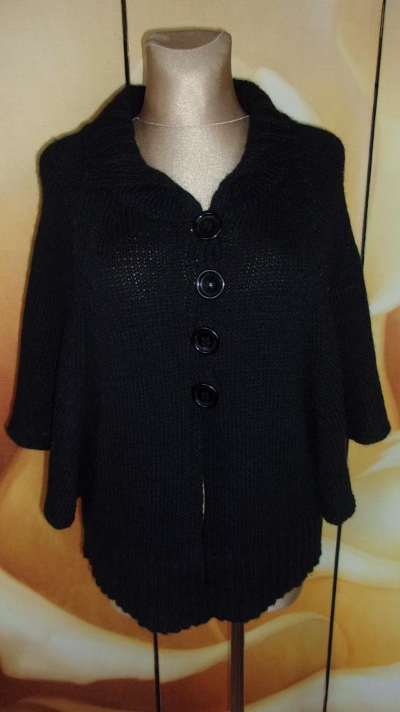 Piękny sweter nietoperz Bialcon XL...