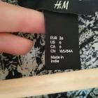 elegancka bluzka h&m