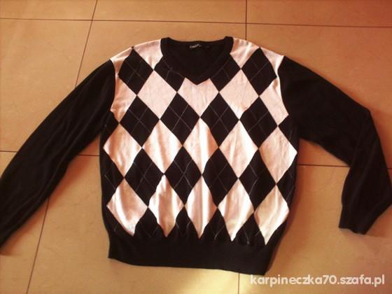 męski sweterek