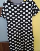 Sukienka w grochy rozmiar L