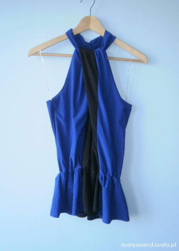 Cache nowa bluzka dwa kolory minimalizm...