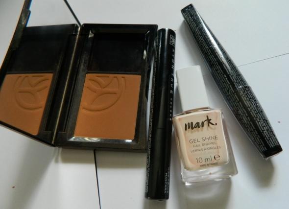 Kosmetyki do makijażu zestaw