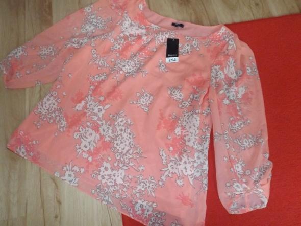 Nowa bluzka Papaya 46 w kwiaty...