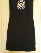 Czarna sukienka Cropp rozmiar S