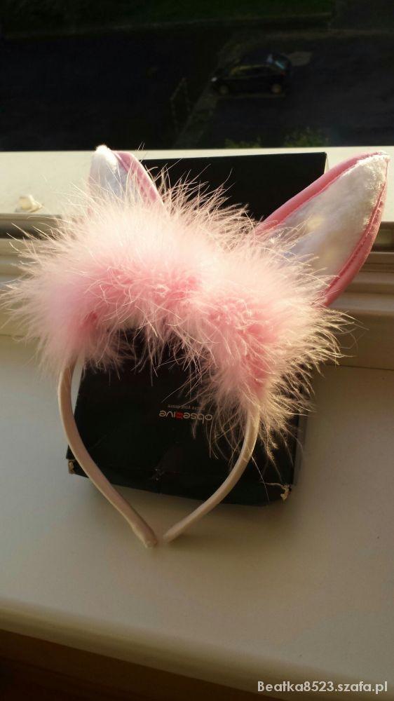 Uszy króliczka...