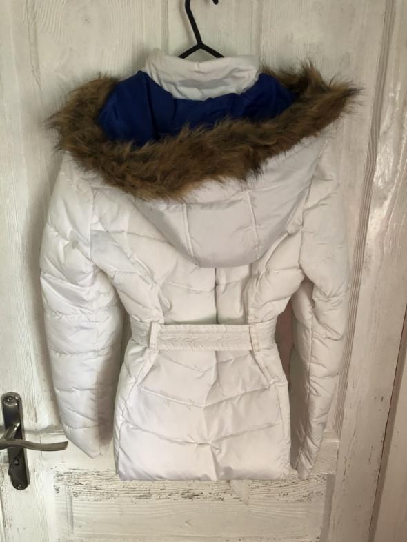 Kurtka jesienno zimowa US polo Assn biala