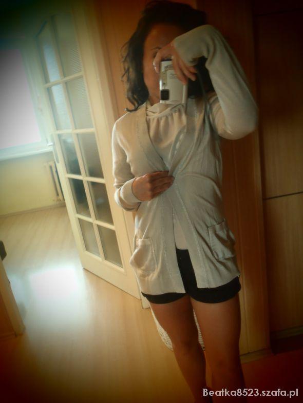 Długi sweterek H&M