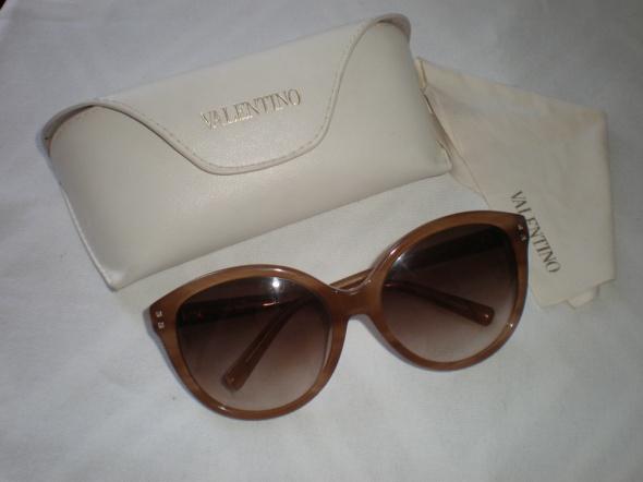 oryginalne okulary przeciwsłoneczne Valentino