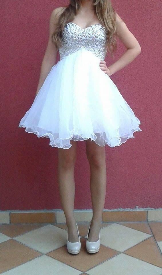 balowa sukienka suknia tiulowa tiul princeska