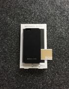 IPhone 6 Michael Kors Czarne Nowe Oryginalne Etui Złoty Napis...