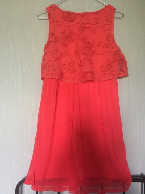 Nowa sukienka Malinowy roz S