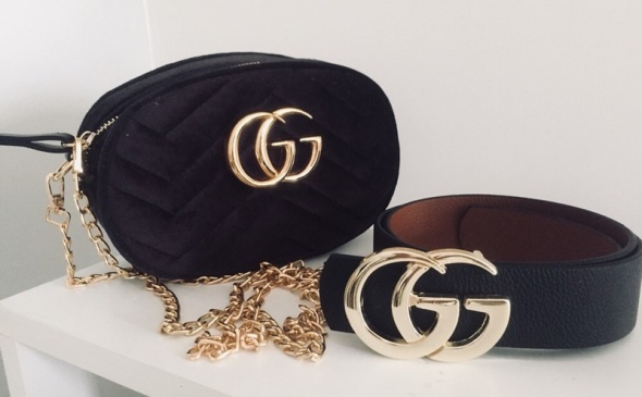 Piękny pasek Gucci