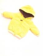 Kurtka żółta...
