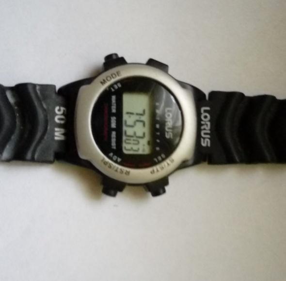 Lorus zegarek elektroniczny damski