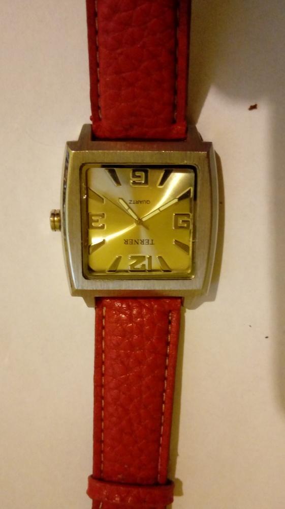 TERNER zegarek damski
