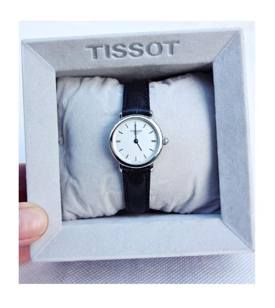 Szwajcarski zegarek Tissot since 1853