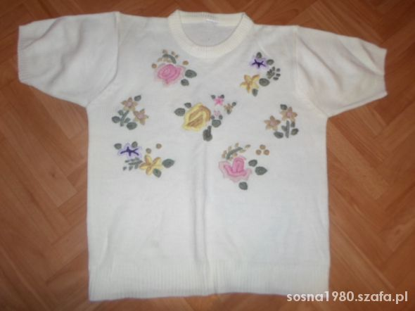 Ciepła bluzka