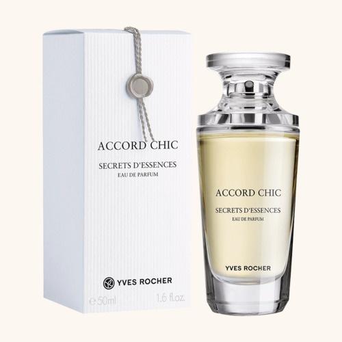 Woda Perfumowana Accord Chic Secrets d Essences 50 ml NOWE